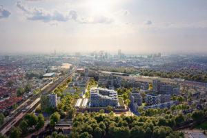NS-grond steeds meer in trek voor nieuwbouw