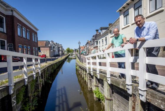 Friese 'bruggenruil' mislukt: 'We geven niet op, deze brug wordt circulair'