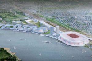 Heijmans bij uitverkorenen ontwikkeling Feyenoord City
