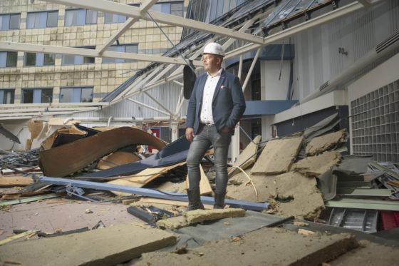 Demolition Day: 'slopen is meer dan hokjes in elkaar douwen'