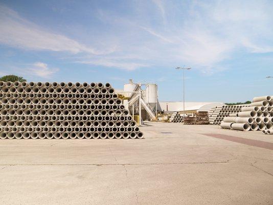 Duurzame betonbuizen in Nijmeegse grond