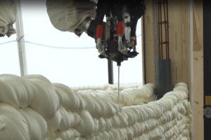Eerste bewoners trekken in 3D geprinte woning