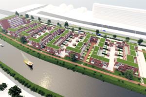 Het Ommenland Groningen: woonwijk met hofjes