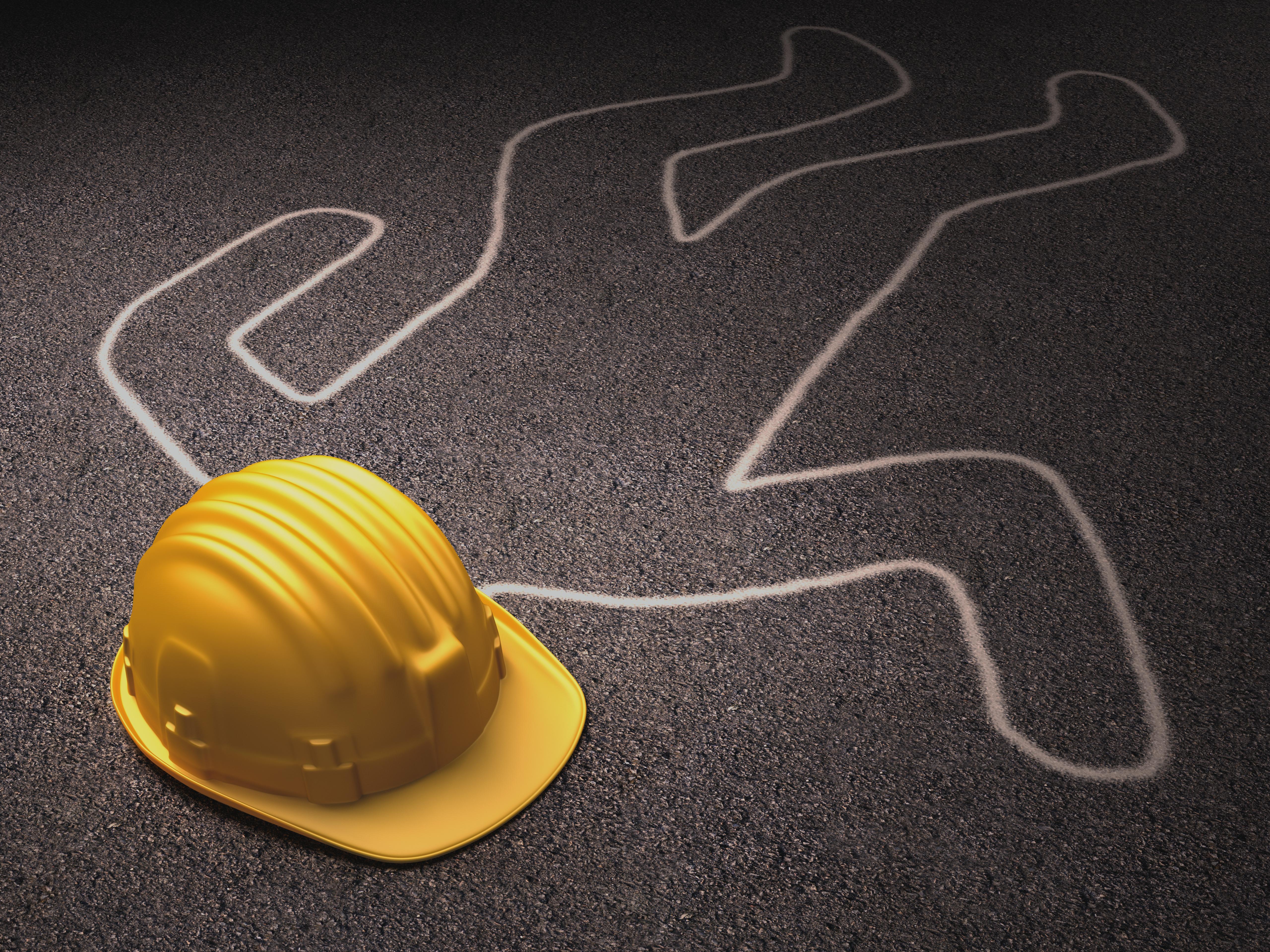Dagelijks ernstige ongevallen in de bouw