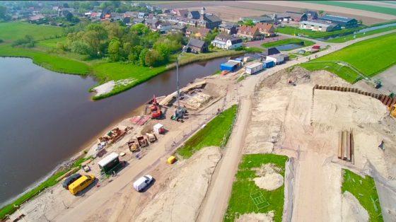 Dijkversterking Texel van start, extra controle van 440 km dijk
