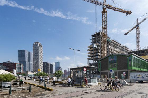 Top-10 bouw: orderboek puilt uit, marge blijft dun