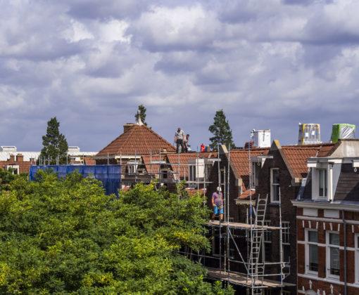 Amsterdamse leerling-bouwvakkers haken massaal af: 'capaciteitsprobleem wordt groter en groter'