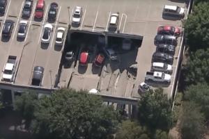 Video: parkeergarage VS stort in