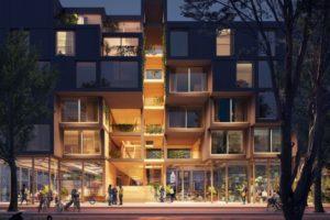 IJburg krijgt gerecycled gebouw voor mensen en dieren