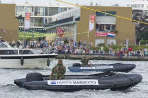 Mariniers mogen opnieuw inspreken, maar verhuizing niet van de baan