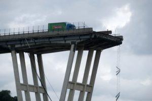 Brugramp Genua: Erfenis beton-pionier Morandi aan duigen