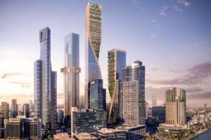 Ben van Berkel ontwerpt hoogste gebouw Australië
