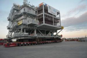Lekker compacte transformator voor grootste offshore windpark België