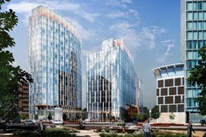 Opmerkelijke bouwprojecten: hotelplannen in de gunningsfase