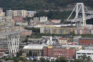 Sloop brug Genua begint half december