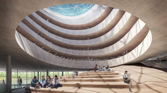 Architectencombi in race voor Chinees atletendorp