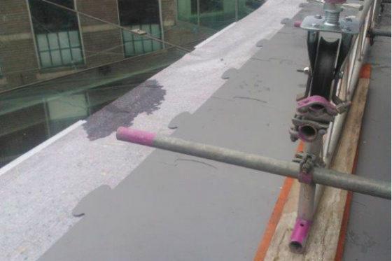 Slimline High Density vloerbescherming voor de bouw