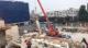Timelapse: Eerste stukje Haags cultuurcentrum geplaatst