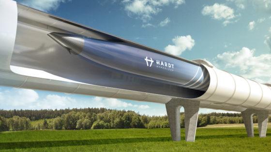 Nieuwe investeringen in Delfts hyperloopbedrijf