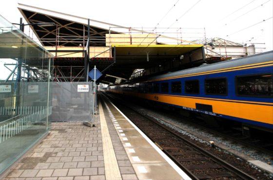 Giftige Chroom6 ook aangetroffen op stations, vastgoed en bruggen