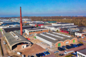 Oude tinfabriek wordt duurzame ontmoetingsplek