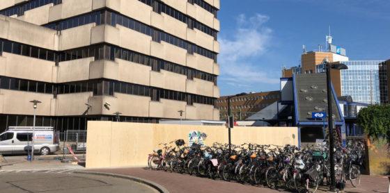 Pand PostNL Groningen maakt plaats voor bussen