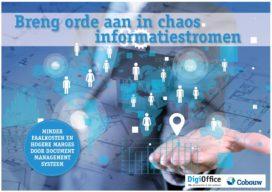 Breng orde aan in chaos informatiestromen