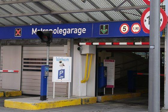 Auto Garage Almere : Parkeergarage almere dicht vanwege scheuren in kolommen cobouw
