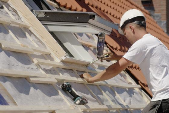 FSC-sloophout als basis voor dakramenproductie