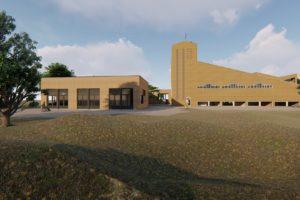 Markante kerk 's Heeren Loo in Wekerom krijgt nieuwe bestemming