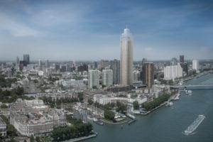Rotterdam krijgt 3000 tijdelijke prefabwoningen