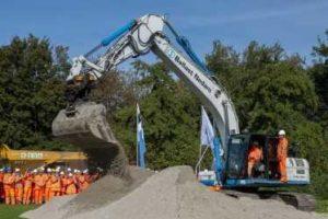 A24 uiterlijk 2024 klaar: Ballast Nedam en DEME graven 2 tunnels bij Rotterdam
