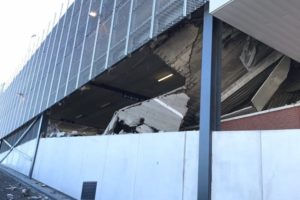 Aannemer geschokt na instorting vloer parkeergarage Wormerveer