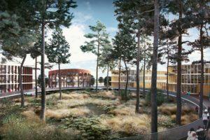 Drie scholen Lelystad gaan samen in nieuwe schoolcampus
