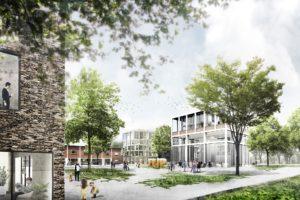 Holenkwartier Hoorn: hippe, trendy wijk op Philipsterrein