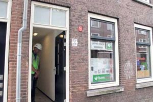 Renovatieproject de Schans in Delfshaven