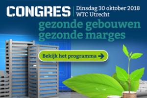 Cobouw Congres: Gezonde gebouwen, gezonde marges