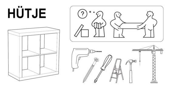 Maaiveld   Een huis als ode aan de Ikea-kast