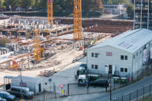 Opdrachtgever schopt Züblin van bouwplaats Y-Towers