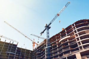 In de knel tussen stijgende bouwkosten en hoge risico's