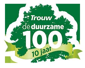 Duurzame 100 van dagblad Trouw: drie architecten en twee bouwers