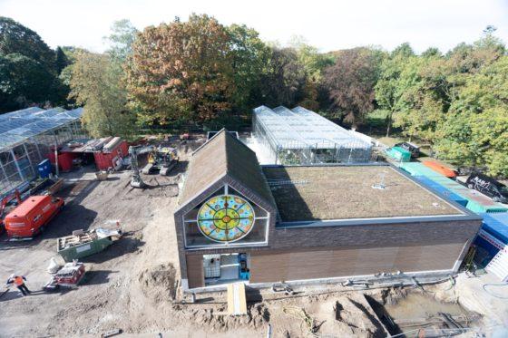 De Biomakerij alternatief voor waterzuivering in woonwijk of aan de rand van de stad