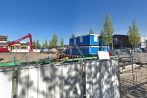 Dode man gevonden op bouwterrein Amsterdam (update)