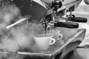 Stabiel stroomnet dankzij bufferende espressomachines