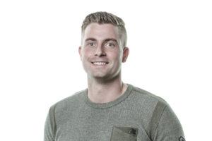 Van leerling timmerman naar 27-jarige uitvoerder: 'Eigenlijk wilde ik nooit de bouw in'