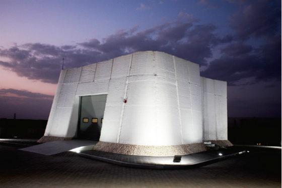 Wereldwijde woningbehoefte oplossen  met 3D-betonprinter