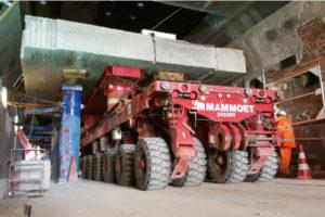Maastunnel als proeftuin voor betonreparatie