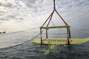 Onderwatervliegtuigjes blijken efficiente stroom-opwekkers