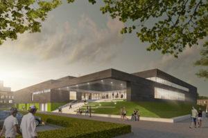 Capellenaren krijgen nieuw sportcomplex mét zwembad