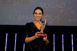Bouwvrouw El Markhous uitgeroepen tot Etnische Zakenvrouw van het Jaar